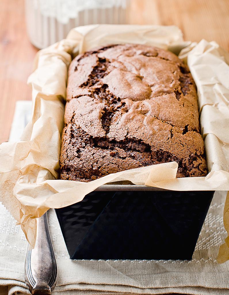 Gateau Au Chocolat Sans Beurre Pour 6 Personnes Recettes Elle A Table