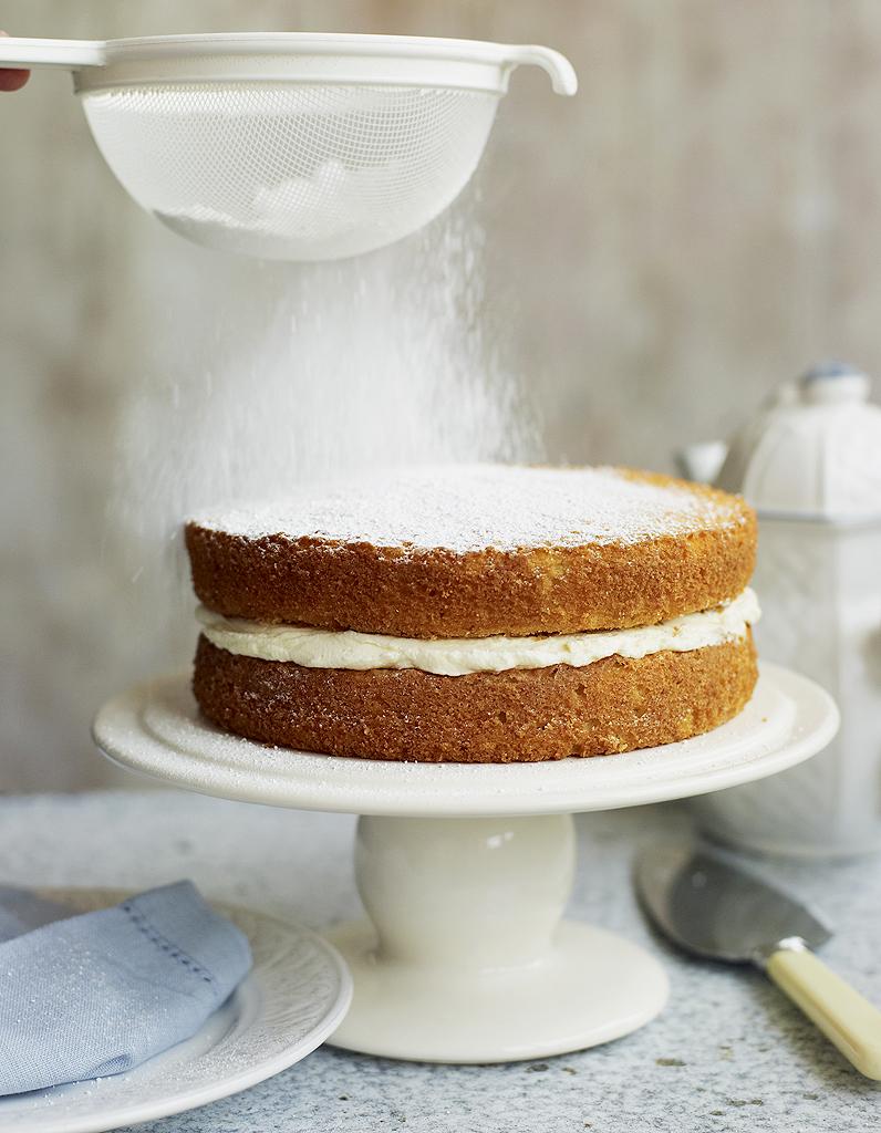 Gâteau Au Yaourt Thermomix Pour 6 Personnes Recettes Elle à Table