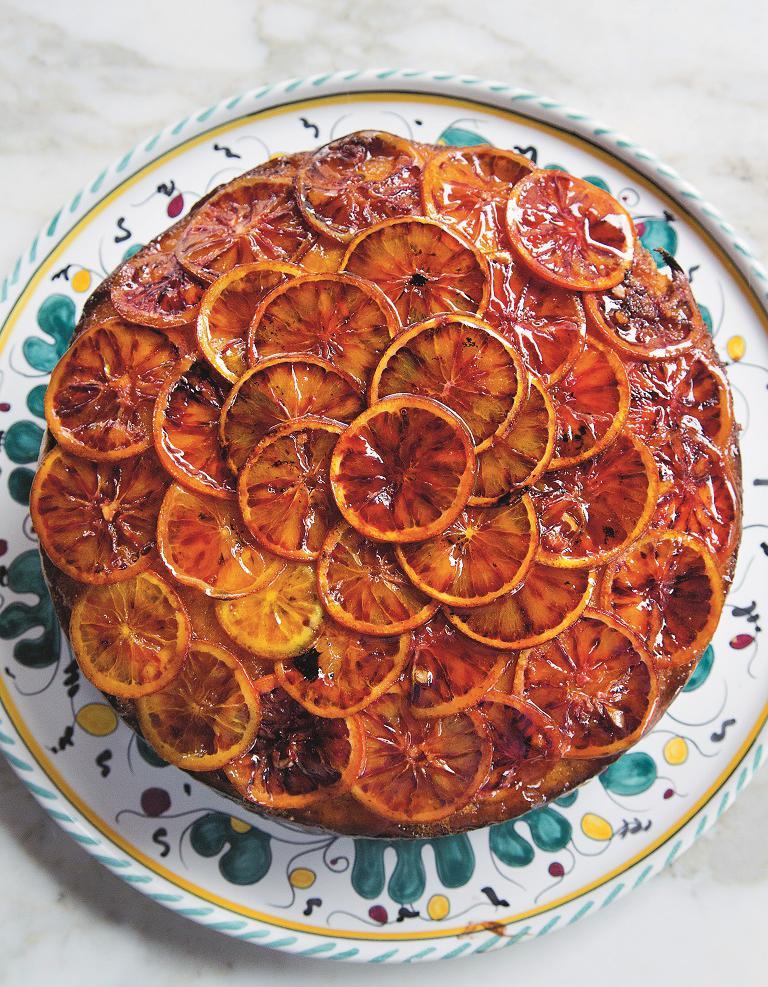G teau de grand m re aux oranges sanguines pour 4 - Vieilles recettes de cuisine de grand mere ...