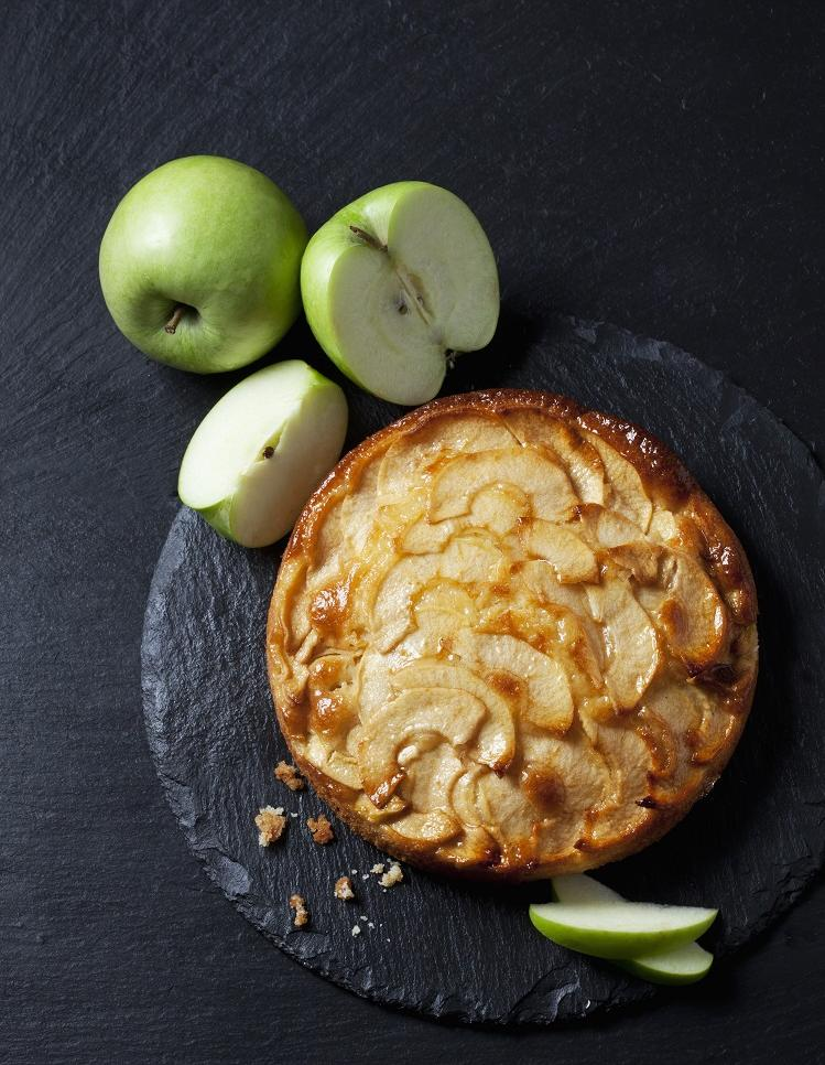 Gâteau invisible aux pommes Weight Watchers
