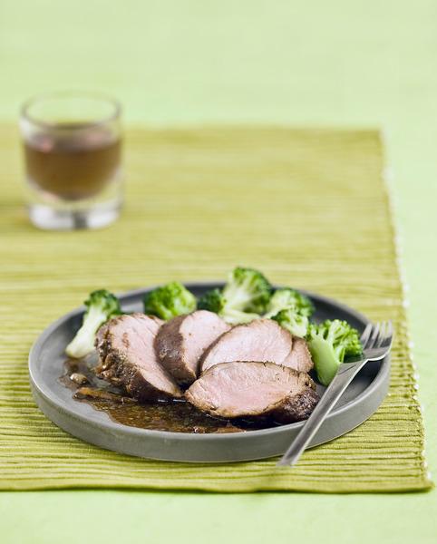 Jarret de veau aux legumes printaniers recettes elle table - Cuisiner jarret de veau ...