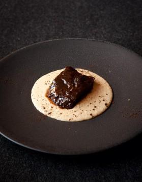 Joues de boeuf polenta au caf du chef emmanuel renaut - Joue de boeuf prix ...