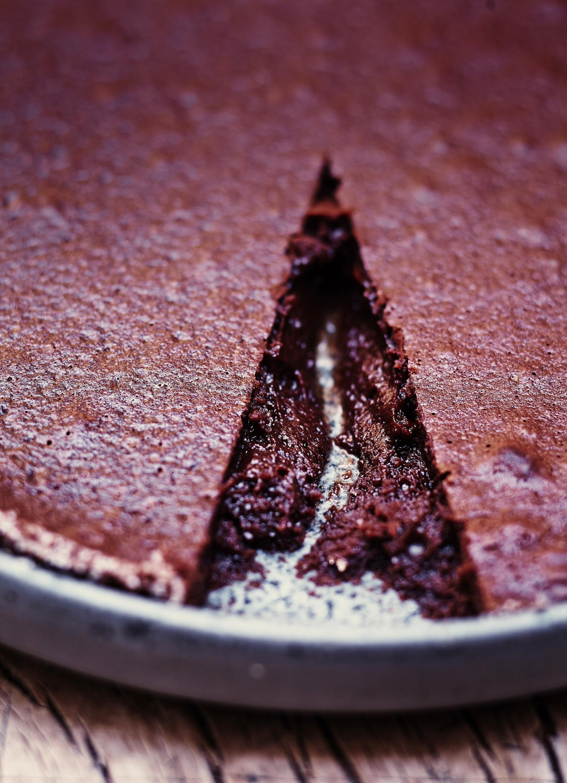 Moelleux Au Chocolat Facile Et Rapide Pour 6 Personnes Recettes
