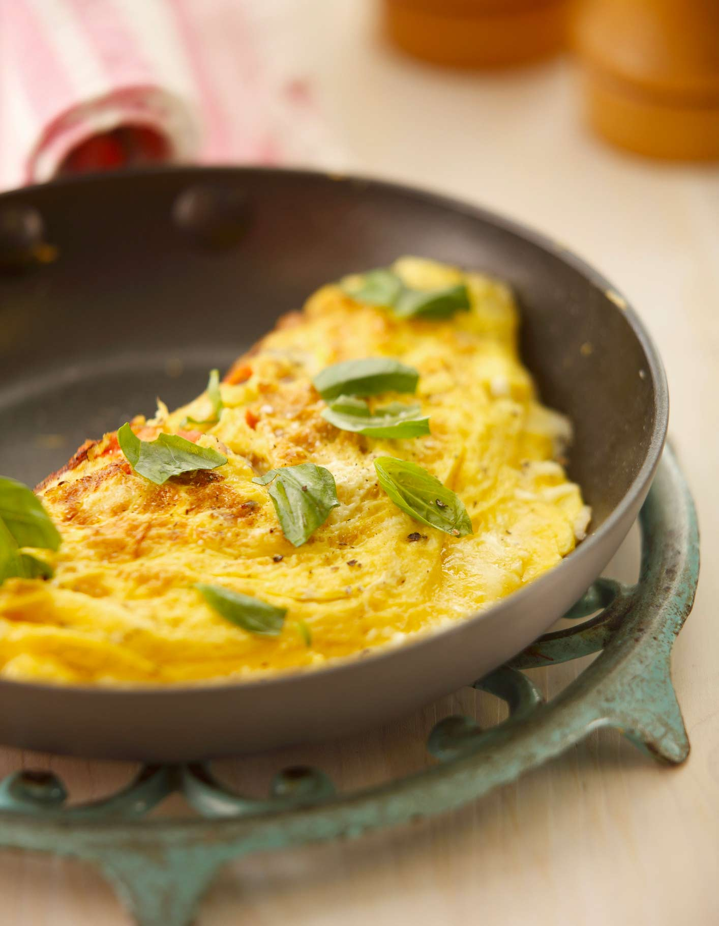 Comment Faire Une Omelette Recette