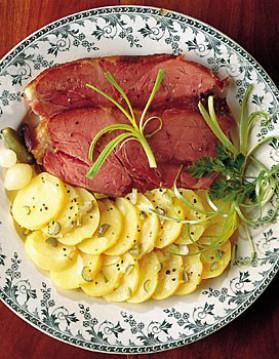 Palette de porc fum e pour 4 personnes recettes elle - Cuisiner palette de porc ...