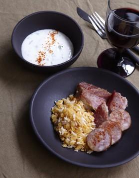 petit sal riz et lentilles corail pour 6 personnes recettes elle table elle table. Black Bedroom Furniture Sets. Home Design Ideas
