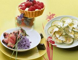 plat complet pour un repas convivial pour 6 personnes