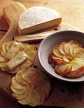 pommes de terre au reblochon