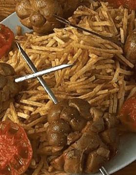 Rognons de veau grill s pour 4 personnes recettes elle table elle table - Recette de rognons de veau ...