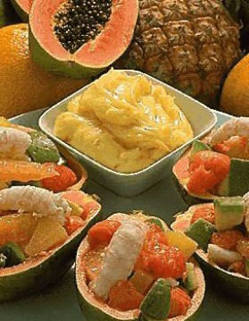 Fruit Salad Cote D'Ivoire Recipes — Dishmaps