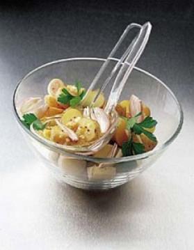 Salade de pommes de terre primeur à la bière