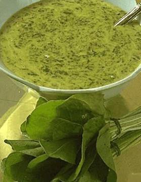 Sauce l 39 oseille pour 4 personnes recettes elle table - Planter de l oseille ...