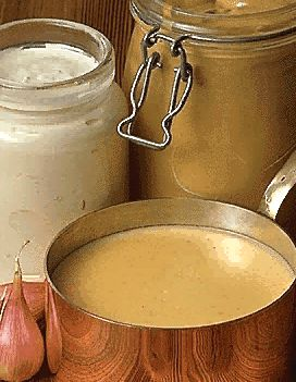 Sauce moutarde pour 4 personnes recettes elle table - Cuisine moutarde ...