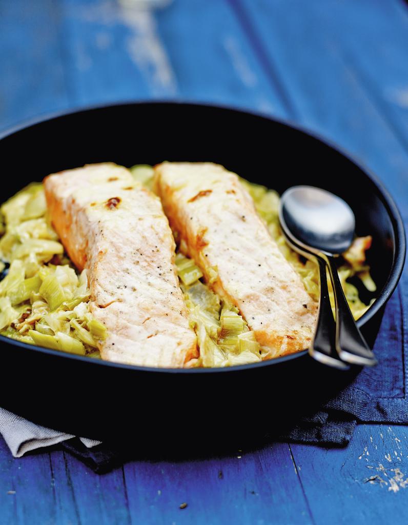 Recette De Cuisine Saumon on