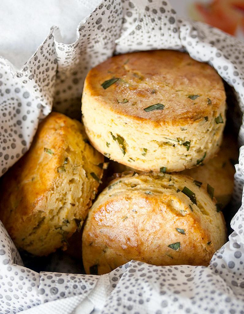 Scones sans gluten pour 6 personnes recettes elle table - Recettes cuisine sans gluten ...