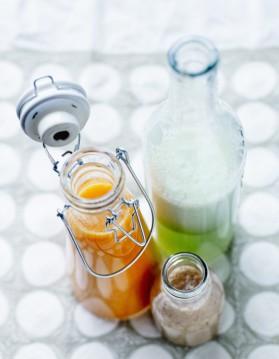 smoothie d tox pour 1 personnes recettes elle table elle table. Black Bedroom Furniture Sets. Home Design Ideas