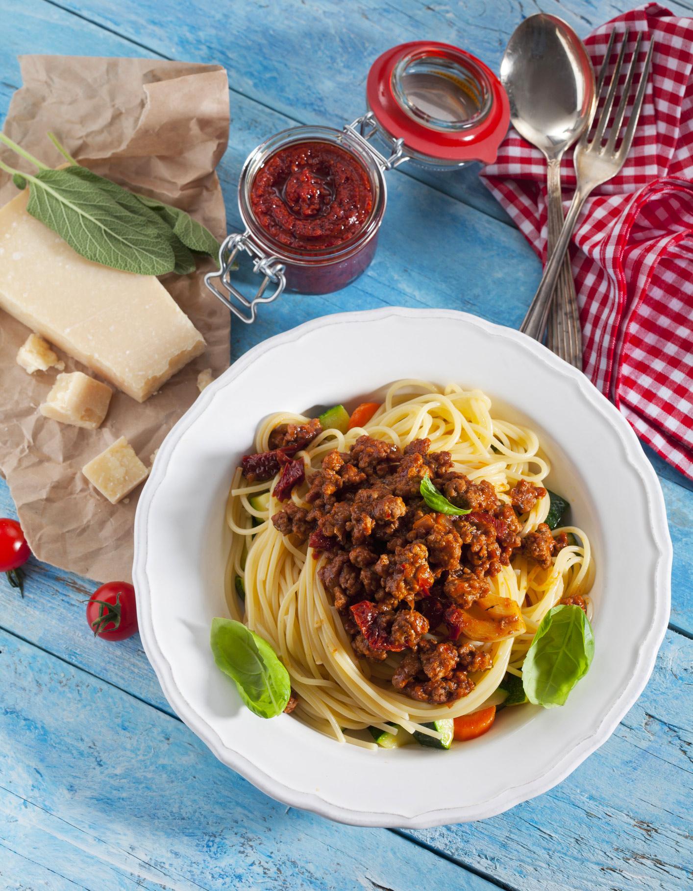 Combien spaghetti pour 2 personnes