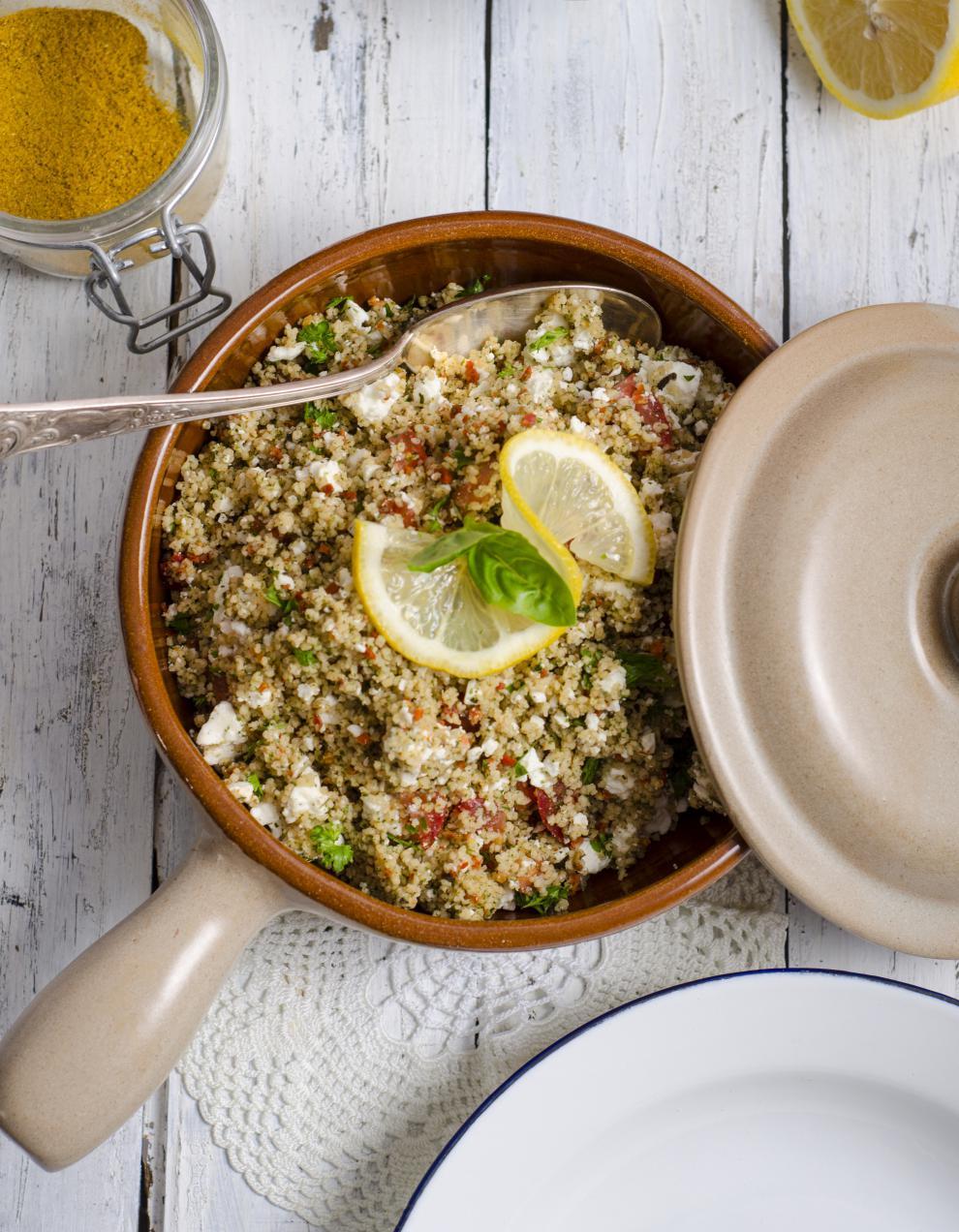 Taboul pour 8 personnes recettes elle table - France 3 fr midi en france recettes de cuisine ...