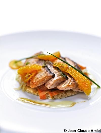 tarte fine au fenouil et carottes plein champ saumon l. Black Bedroom Furniture Sets. Home Design Ideas