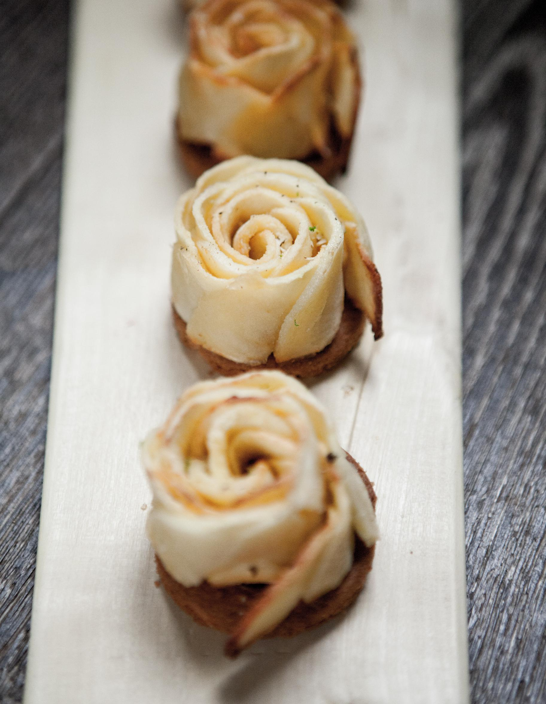 Tarte Fleur De Pomme De Christophe Michalak Pour 4 Personnes