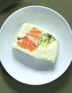 Terrine saumon brocolis