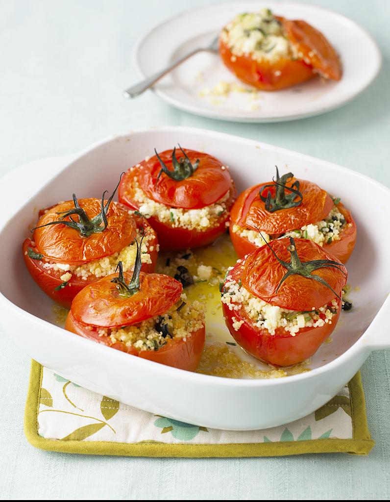 Tomates farcies au Thermomix pour 6 personnes - Recettes ...