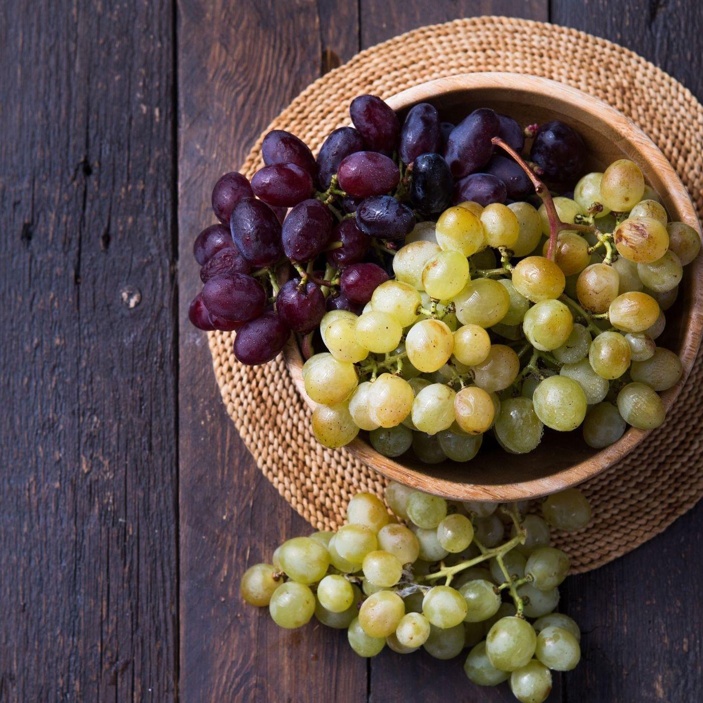 Quelle est la meilleure manière de conserver les raisins pour qu ...