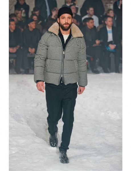 Fashion Week Homme Doudoune