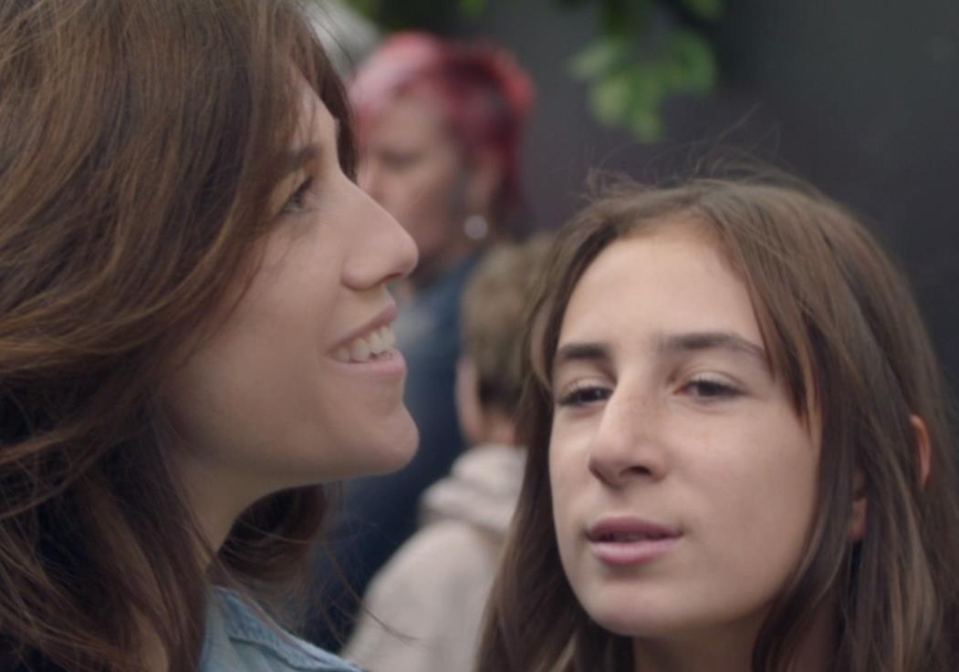 Charlotte gainsbourg et sa fille alice pour j brand x comptoir des cotonniers elle vid os - Site comptoir des cotonniers ...