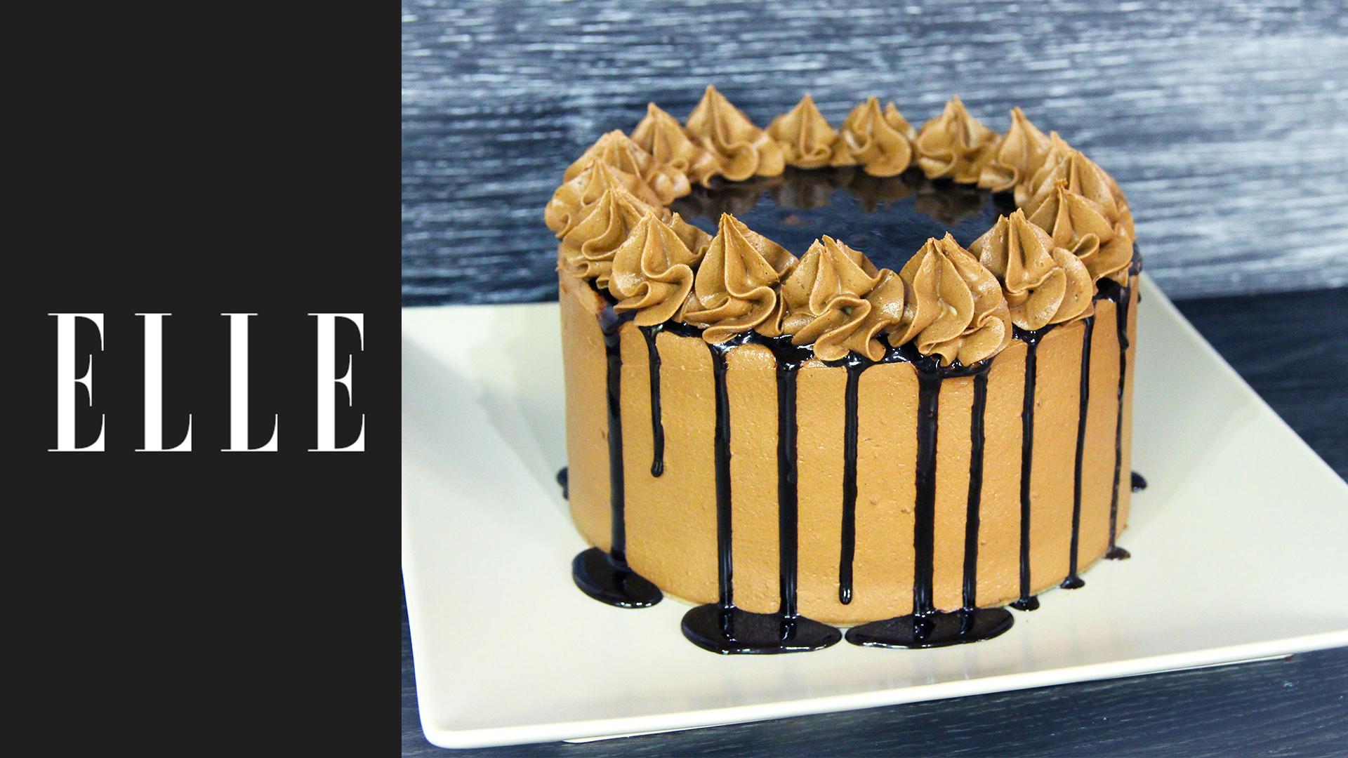 Recette Gateau Layer Cake Roxane