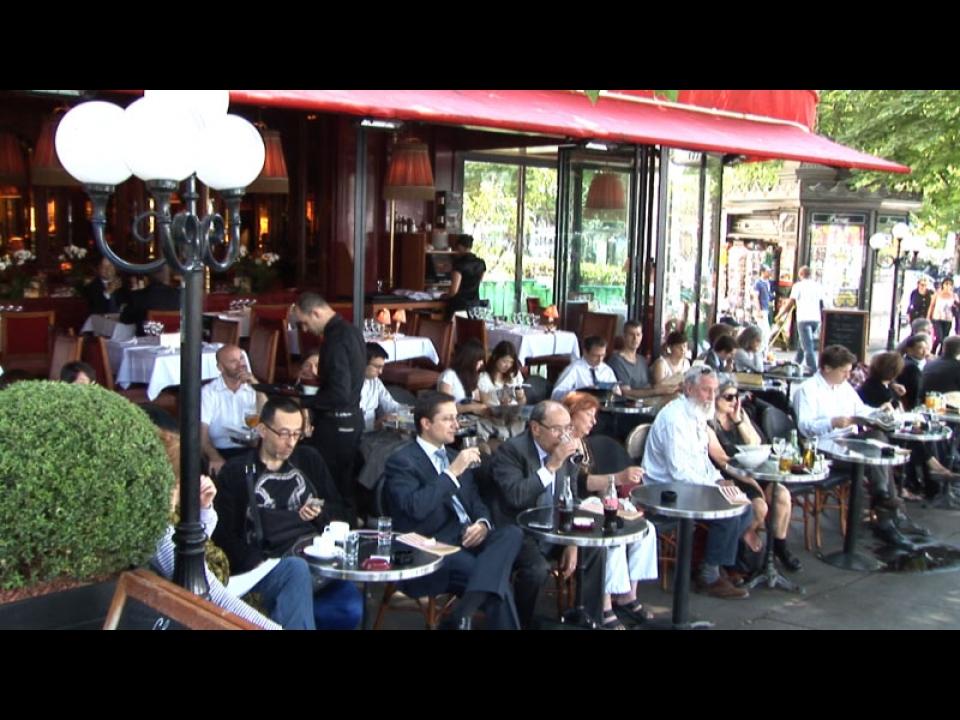 Restaurant Chez Francis Paris
