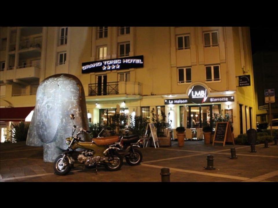 Restaurant la maison biarrotte biarritz elle vid os for A la maison restaurant