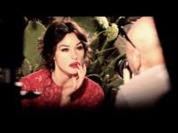 Exclu : Monica Bellucci pose pour les rouges à lèvres Dolce&Gabbana