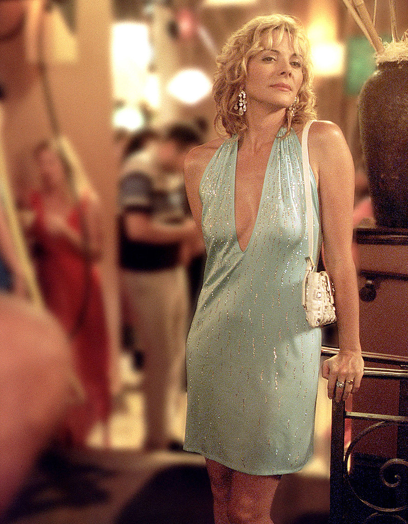 Sex and the city kim cattrall as samantha jones