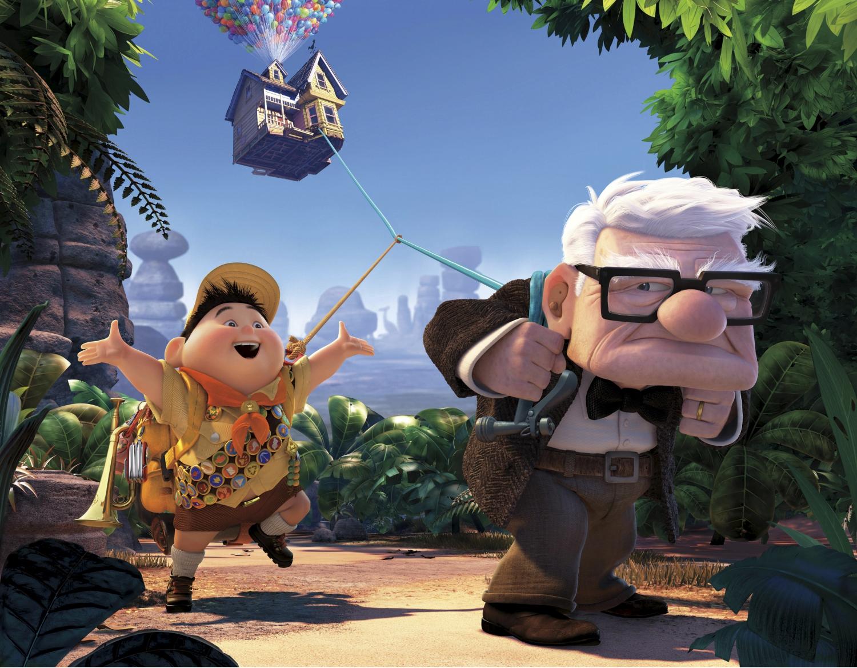 Film D Animation En Image De Synthese Les 10 Plus Beaux Films D Animation Pour Nous Faire Rever Comme Des Enfants Elle