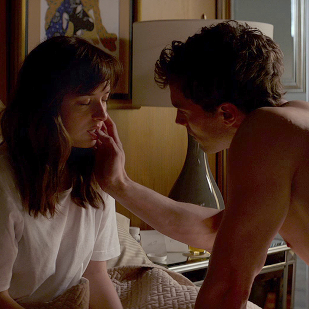 Movie Review - Fifty Shades Of Grey - Fernby Films