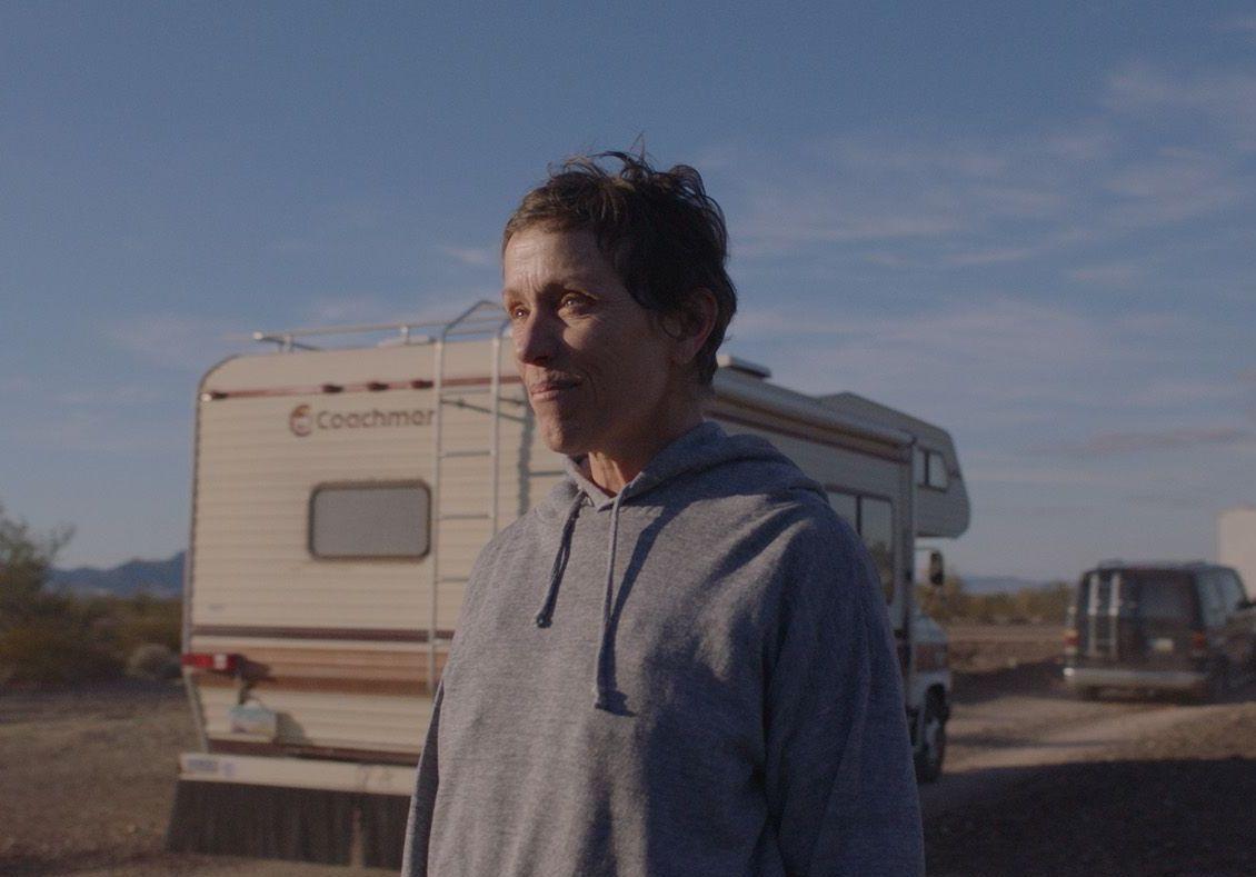 Bafta 2021 : le film « Nomadland », grand gagnant de la soirée - Elle