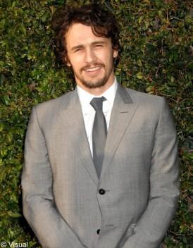 James Franco une scene de sexe gay non simulee dans son prochain film