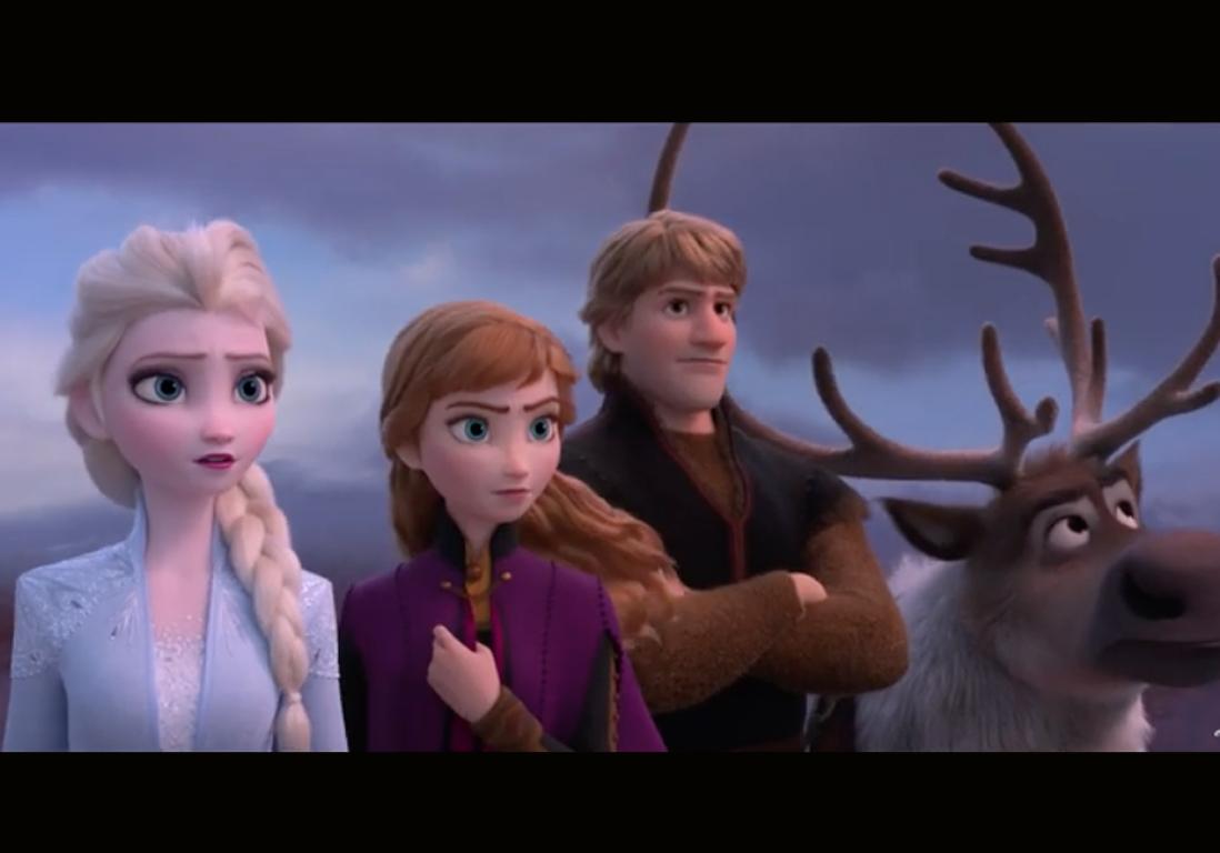 La reine des neiges 2 les premi res images sont - La reine neige ...