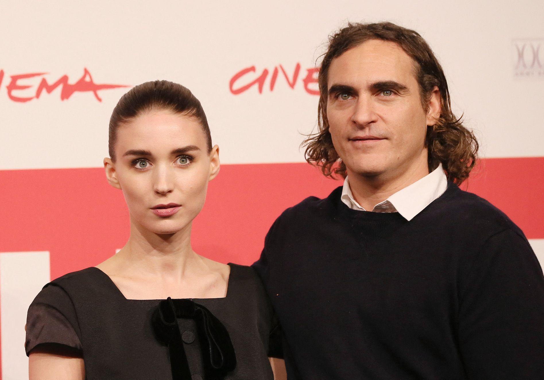 Le couple Joaquin Phoenix et Rooney Mara bientôt réuni sur grand écran - Elle