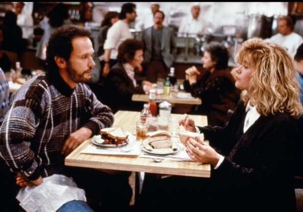 Quand harry rencontre sally commande restaurant
