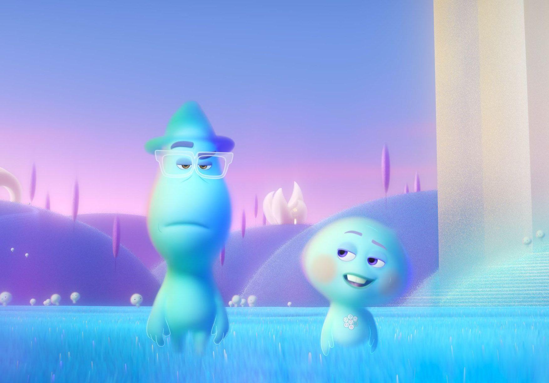 Soul Une Drole Et Touchante Lecon De Vie Signee Pixar Elle