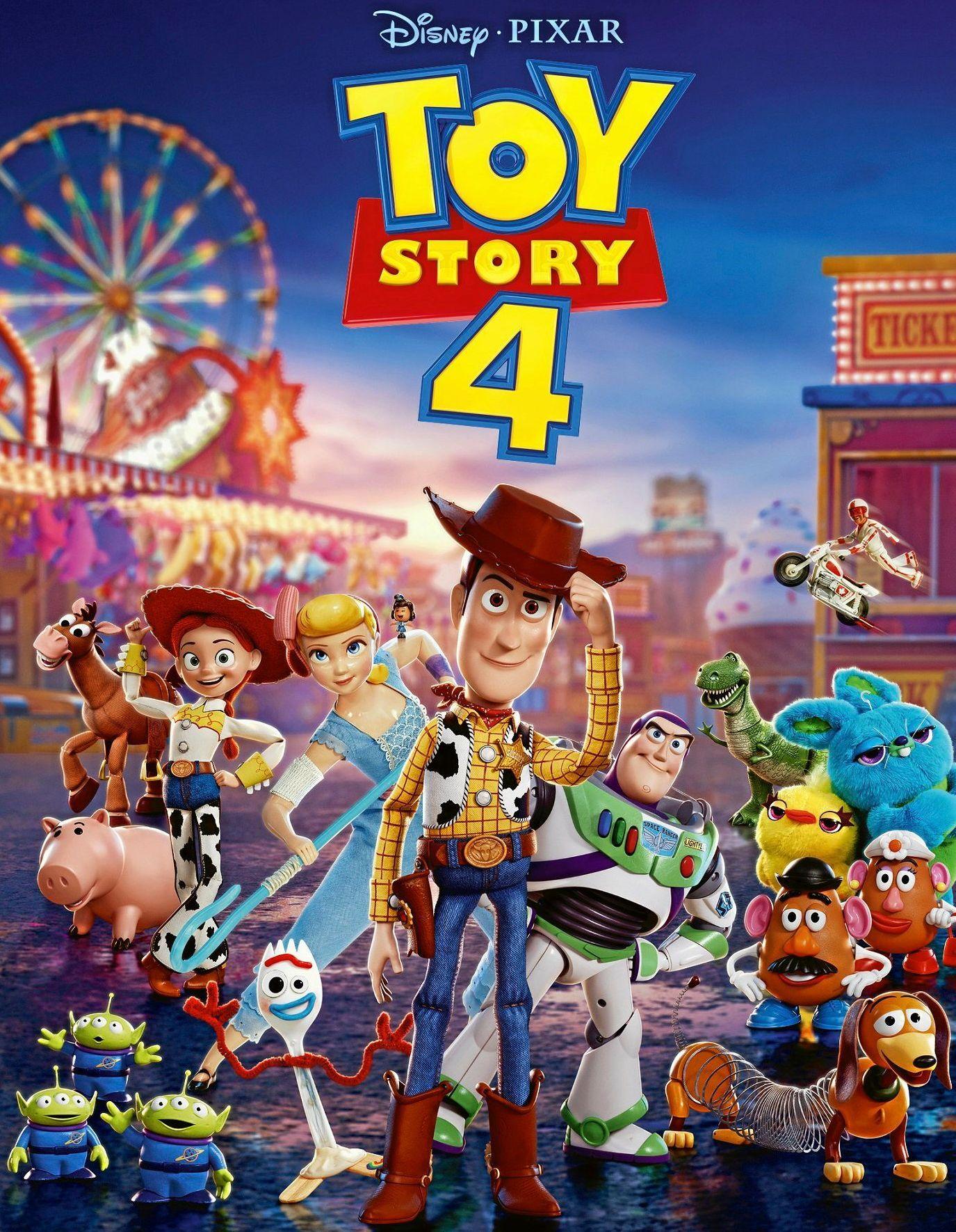 « Toy Story 4 » : découvrez les personnages qu'incarneront Angèle, Jamel Debbouze et Pierre Niney
