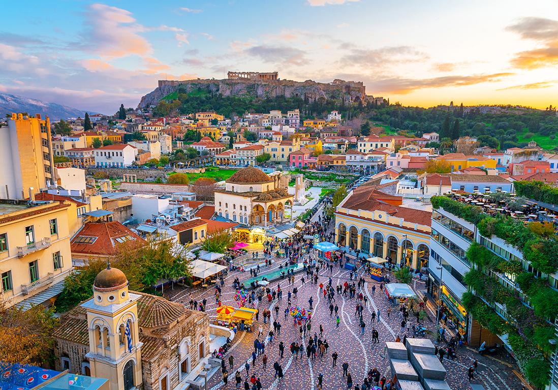 Athènes arty : visite guidée - Elle