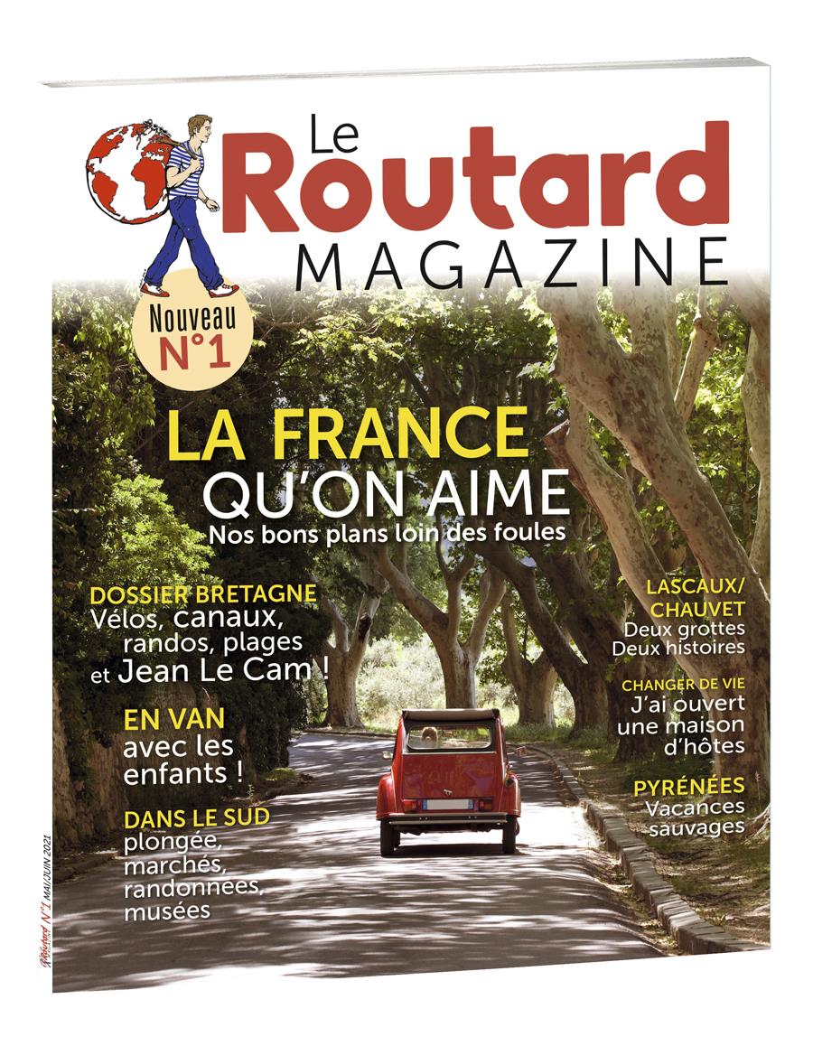 Bon plan voyage en France : les meilleures adresses secrètes du Routard ! - Elle