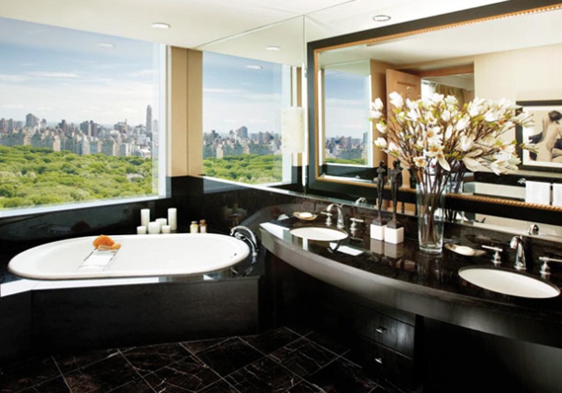 Salle De Bain Luxe Hotel ~ l h tel mandarin oriental new york 13 h tels o la salle de
