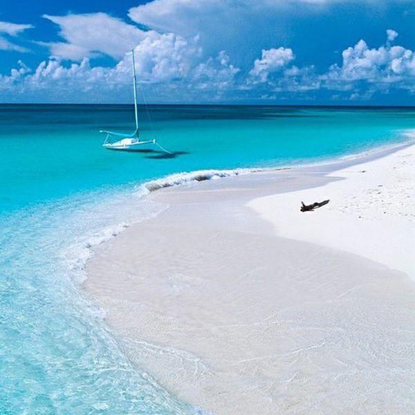Ou sont les plus belles plages du monde la vie en for Plus belles places du monde
