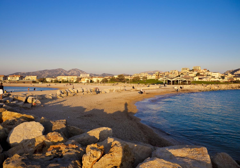 La plage du Prado - Les plus belles plages de Marseille pour un séjour de  rêve - Elle