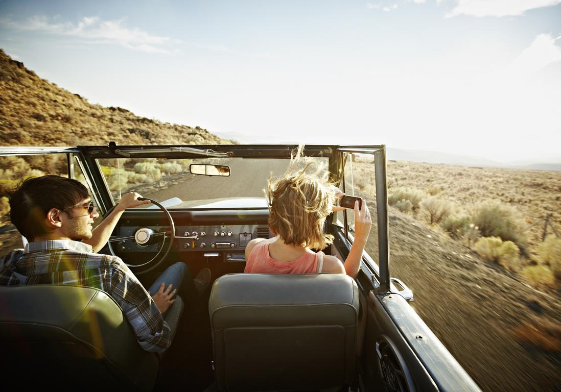 Road-trip en couple : 10 spots où partir à deux !