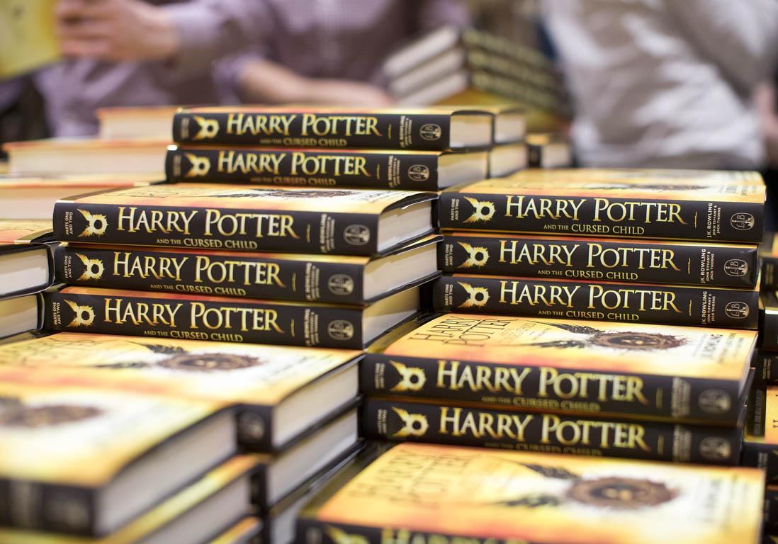 Harry Potter Et L Enfant Maudit Le Filon Magique Elle